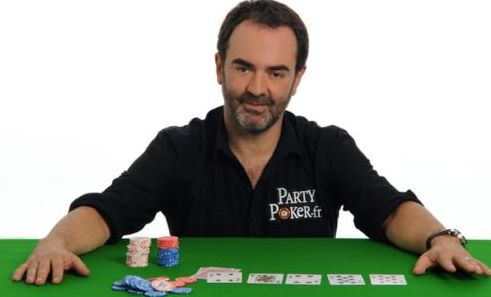 Bruno Solo, ambassadeur de Party Poker France