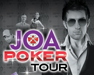 Joa Poker Tour pose ses valises a Antibes