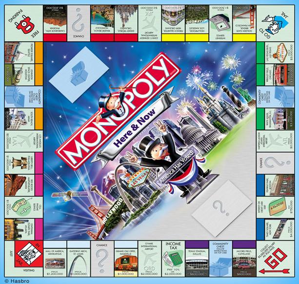 Le mode fun poker se joue en argent factice comme au Monopoly