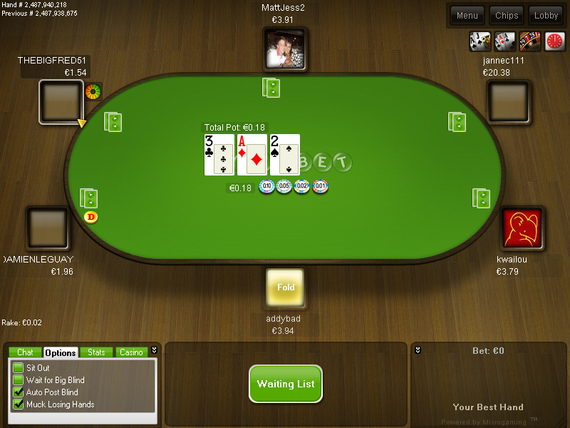 Unibet Poker bientot legal en France?