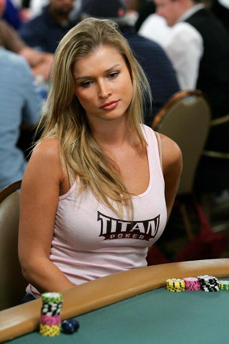 Joanna Krupa ancienne egerie de Titan Poker