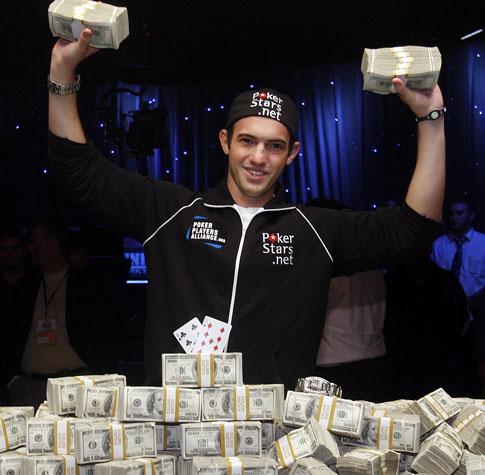 Cada, gagnant du WSOP et de millions de dollars