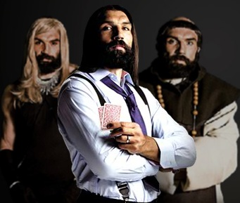 Pokerstars : Chabal l'homme aux multiples visages