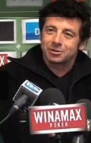 Patrick Winamax Bruel en conference a Saint Etienne