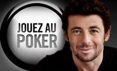 Patrick Bruel et Winamax.fr