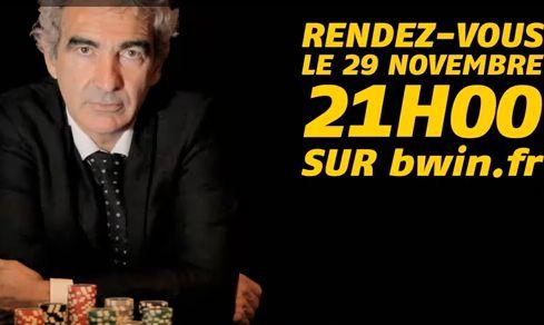 Marc Simoncini apprecie la pub de Domenech sur Bwin.fr