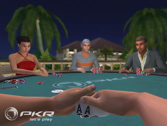 Pkr la salle de poker au succes mondial