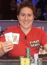 Vanessa Selbst gagnante du Main Event Partouche Poker Tour