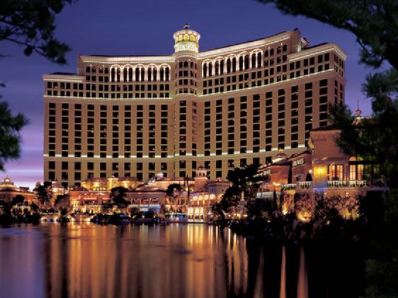 Le casino Bellagio victime d'un braquage de jetons