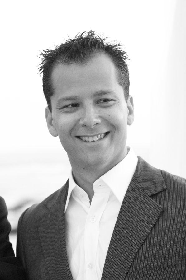 Benjamin Issembert PDG de Titan.fr