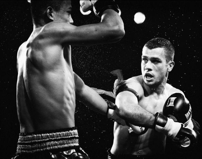 Fabio Pinca, Boxeur hors pair et joueur de poker