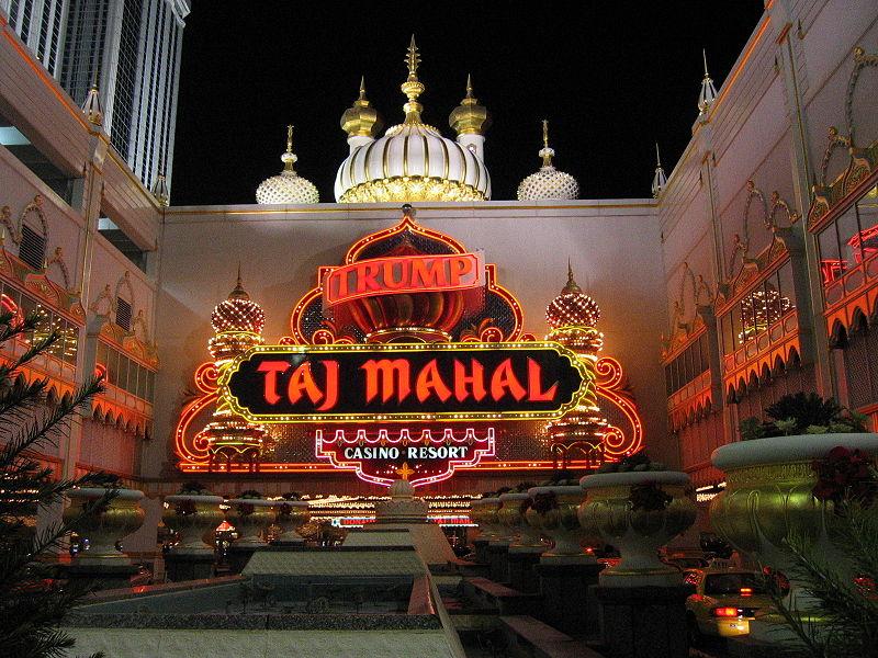 Le Taj maha Casino pourra proposer ses jeux de casinos en ligne