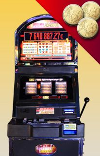 Machine a sous du Magic Casinos Jackpot