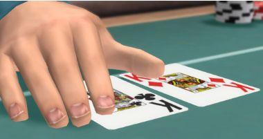 Salle de poker en 3D accessible aux Mac
