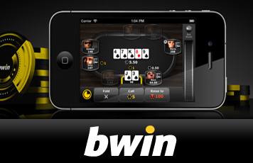 Appli Iphone Poker de Bwin