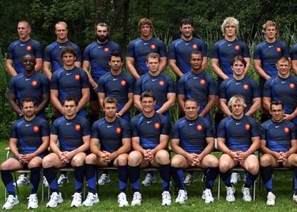 L'equipe de France de rugby sans Chabal pour le Mondial 2011?