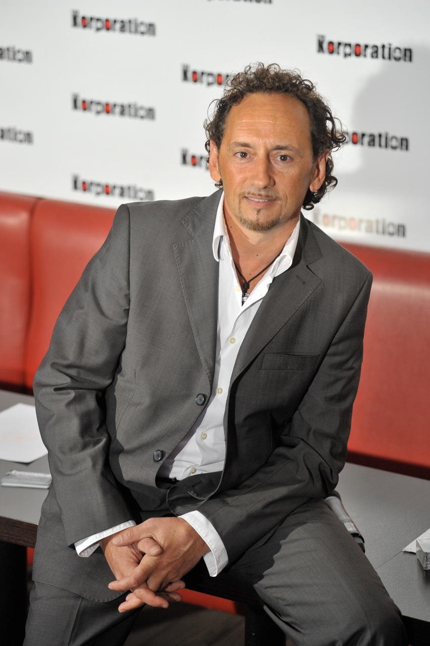 Olivier Chaignard de The Korporation