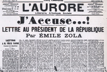 J'accuse de Alexandre Dreyfus contre M6 et TF1