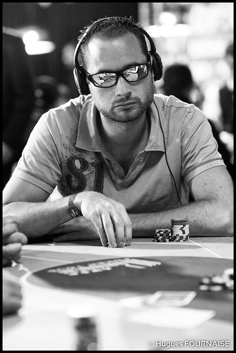 Valentin Messina, grand joueur de poker