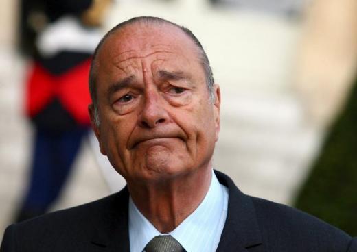 Y a pas que Jacques Chirac qui oublie son passe