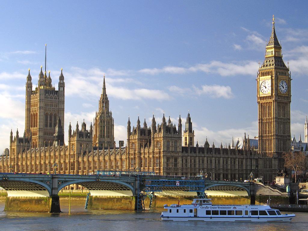 Le monde du jeu en ligne s'arrete a Londres