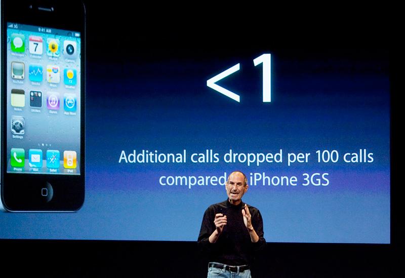 Steve Job, le Dieu des presentations Powerpoint !