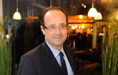 Francois Hollande dans le collimateur des riches francais