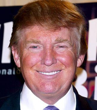 Donald Trump et 888 discutent poker en ligne