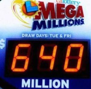 Mega Millions: plus fort que l'Euro Millions !