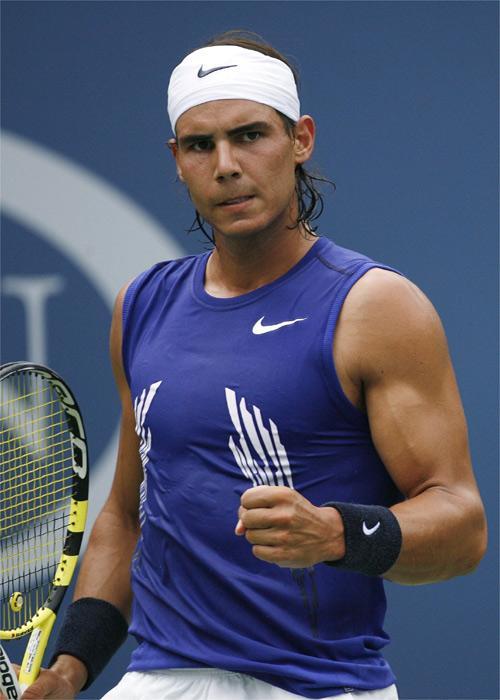 Rafael Nadal dans la Pokerstars Team