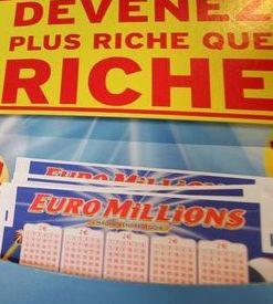 Mega cagnotte de l'Euromillions
