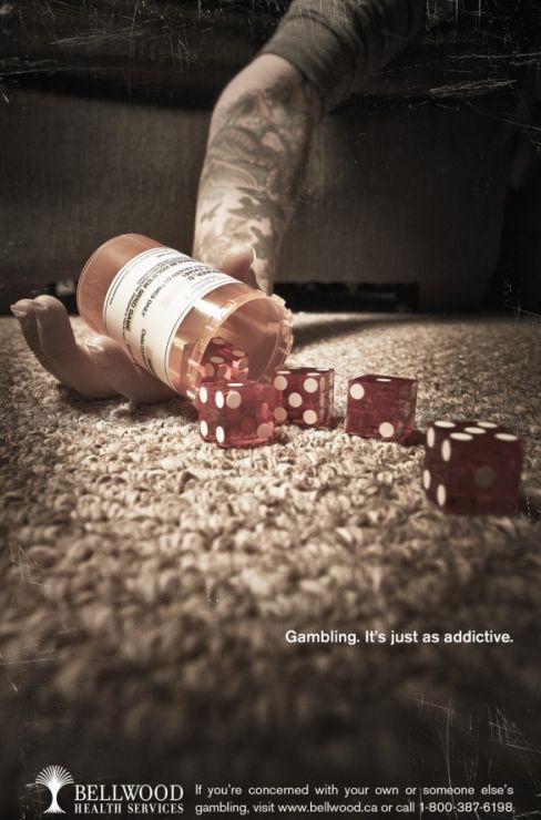 Overdose de jeux de casino