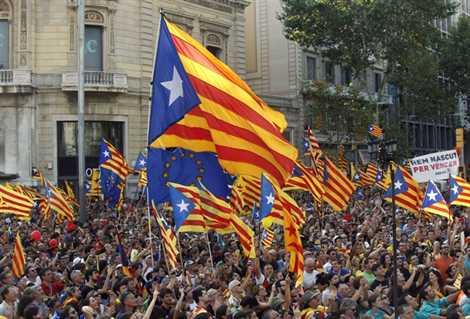 Independance de Barcelone, pas bon pour le Barca?