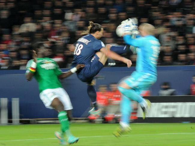 Ibrahimovic, le San Ku Kay du football