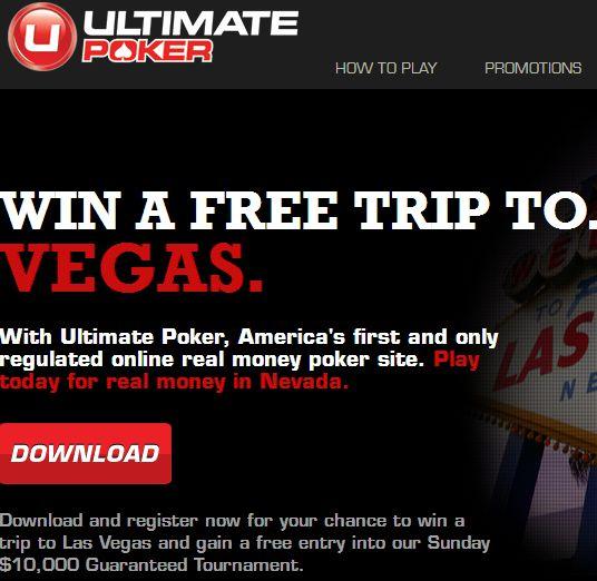 Ultimate Poker, premiere salle de poker legale aux USA