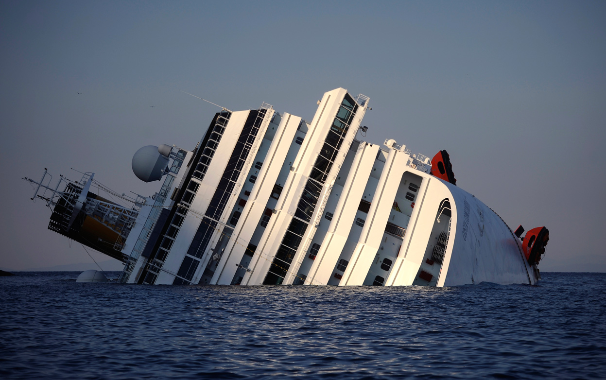 PKR le Costa Concordia version affiliation Poker online