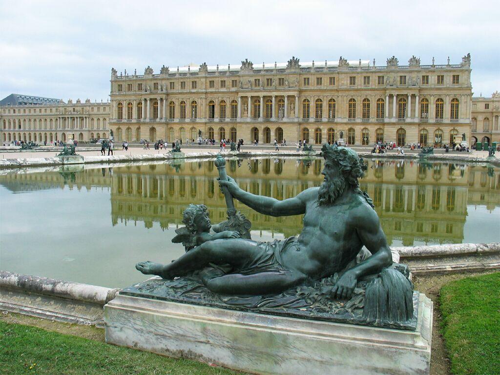 Le Lisboa Palace de Macao s'inspire du Chateau de Versailles