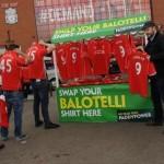 Paddy Power échange le maillot de Balotelli contre un autre