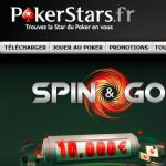Pokerstars est un casino en ligne