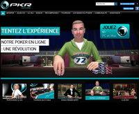 PKR Poker quitte le marché français
