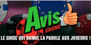 Avis Casino le guide de casino en ligne des joueurs