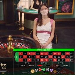 Emergence des jeux de roulette en ligne avec croupier en direct